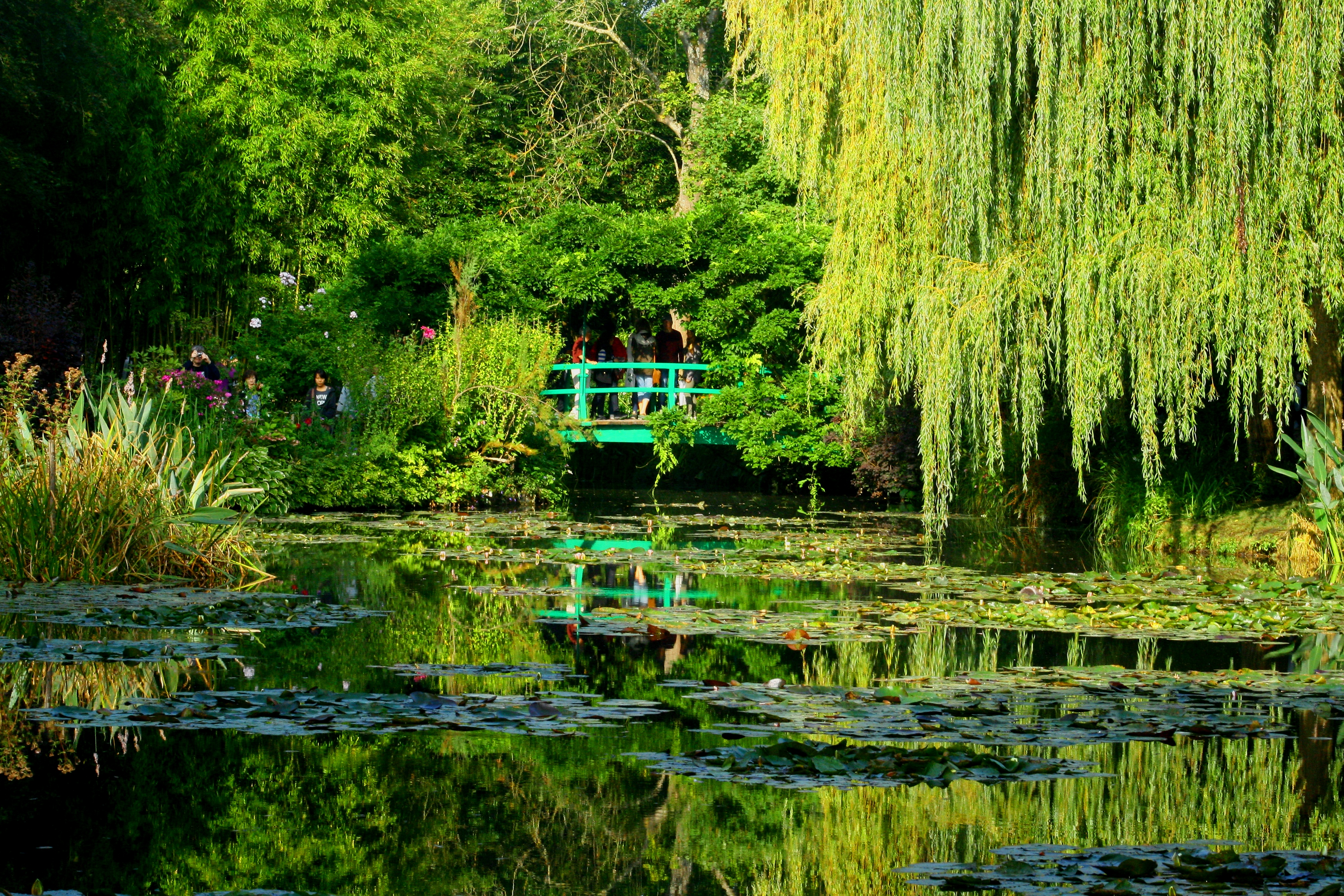 Giverny monet s garden from paris 5h for Monet jardin giverny