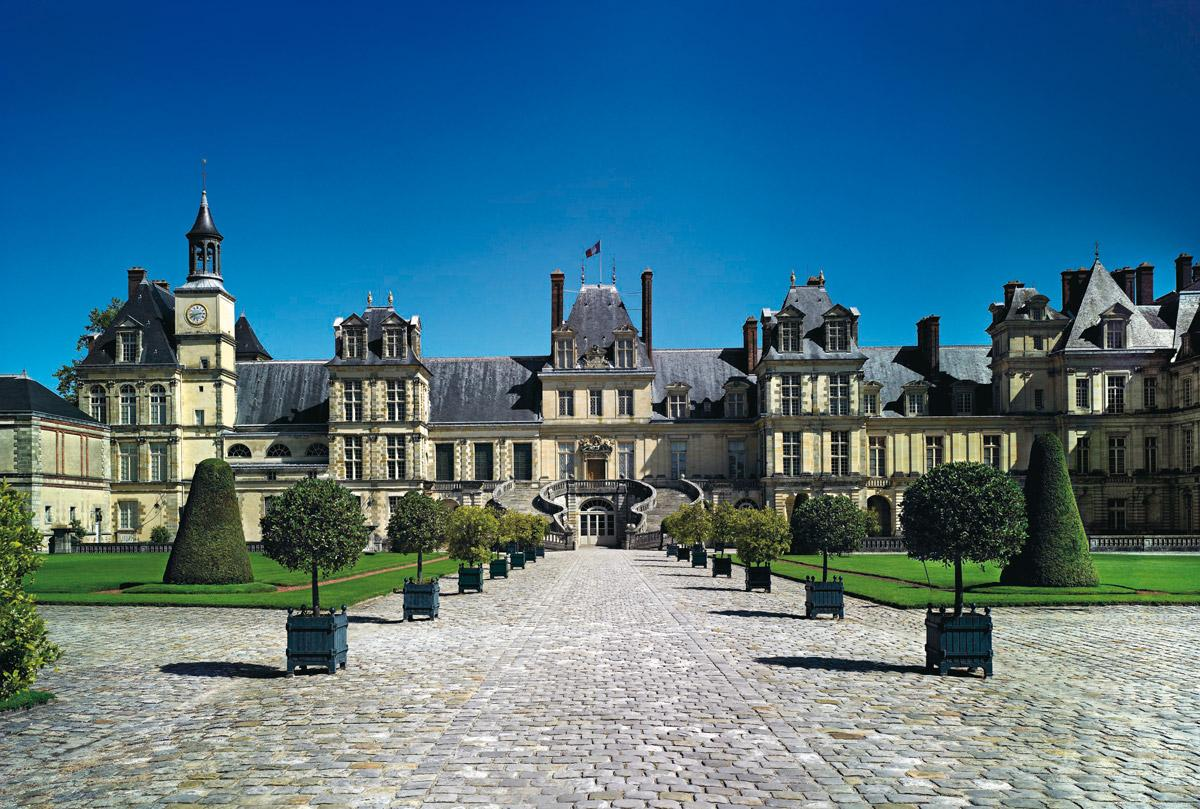 Fontainebleau France Tours From Paris